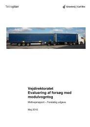 Midtvejsrapport - TetraPlan A/S