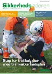 Medlemsblad nr. 6 2009