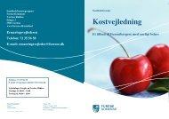 Kostvejledning 2013 [pdf] - Furesø Kommune