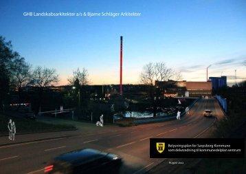 GHB Landskabsarkitekter a/s & Bjarne Schläger Arkitekter