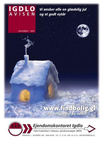 Igdlo Avisen April 2010 897,47 KB Hent - Ejendomskontoret Igdlo