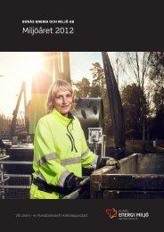 Ladda ner Miljöåret 2012 - Kretsloppsstaden
