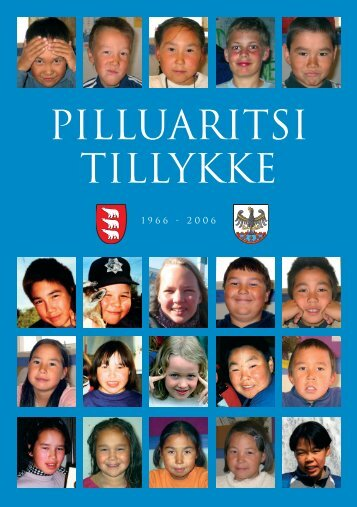Pilluaritsi tillykke - Venskabsforeningen Roskilde-Nanortalik