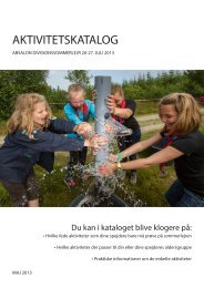 Hent aktivitetskataloget her - Absalondivision.dk