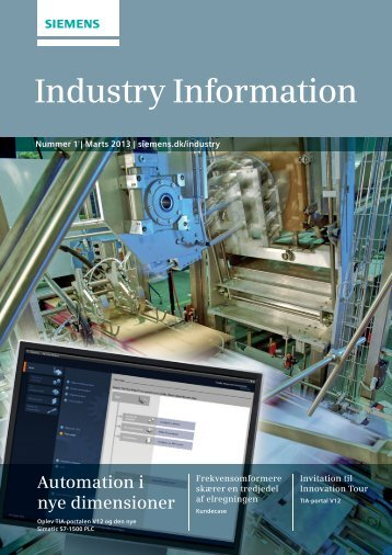 Industry Information - Siemens