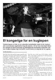 Et kongerige for en kuglepen ...(PDF 545 kb) - Utamaduni