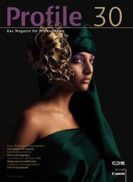 Das Magazin für Professionals - Canon