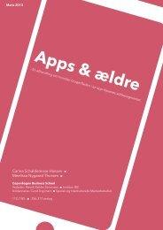 Apps & ældre - Kommunikationsforum