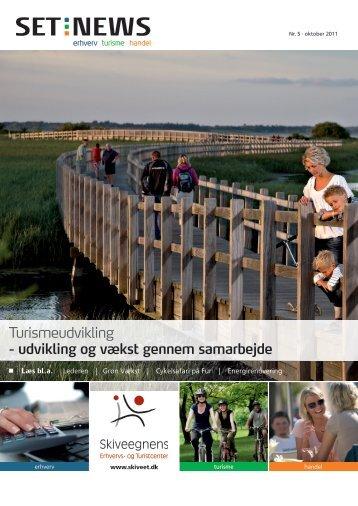 Turismeudvikling - udvikling og vækst gennem samarbejde