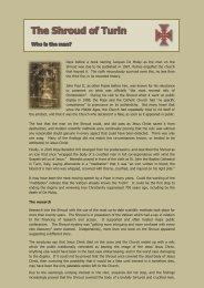 Shroud of Turin - Dhaxem