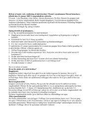Referat fra møde den 12. januar 2005