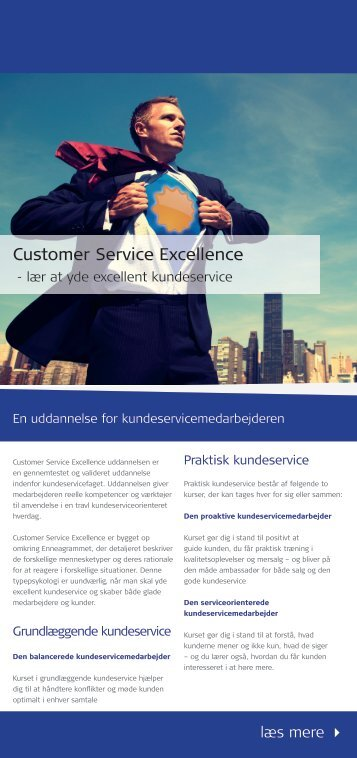 Download Customer Service Excellence - Service & Support Forum