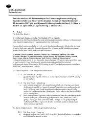 Instruks om krav til dokumentasjon for å kunne ... - Skatteetaten