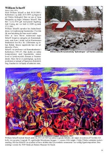 Læs mere om William Scharff - Vejby Tibirke Selskabet