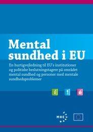En hurtigvejledning til EU's institutioner og politiske ...