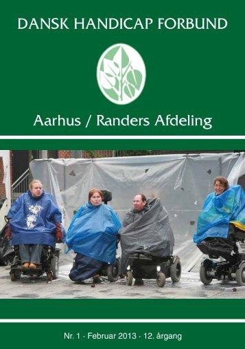 DANSK HANDICAP FORBUND Aarhus / Randers ... - DHF-aarhus.dk