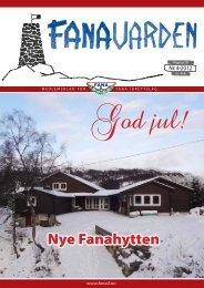 Nye Fanahytten - Fana IL