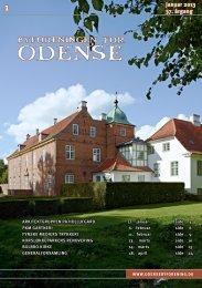 januar 2013 37. årgang - Byforeningen for Odense
