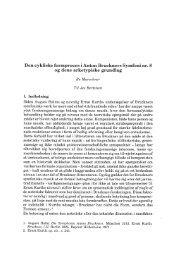 Den cykliske formproces i Anton Bruckners Symfoni nr. 8 ... - dym.dk