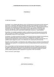 La Dichiarazione Universale dei Diritti dell'Uomo - Uil