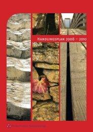 Handlingsplan 2008 - 2010 - Norske Kvinners Sanitetsforening