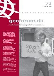 73 geoforum.dk - Geoforum Danmark