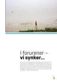 I forurener – vi synker… - Roskilde Festival