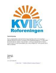 Standerhejsning Næste uomgængelige punkt på ... - Mikkel Sander