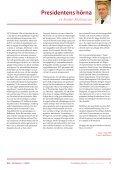 Urologisk Forening - Scandinavian Association of Urology - Page 5