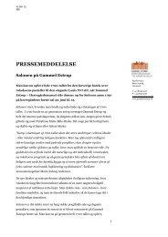 Læs mere (pdf) - Gammel Estrup