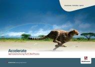 Læs brochuren om Accelerate fra EG NeoProcess