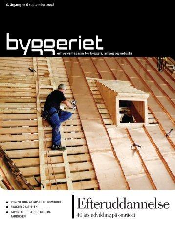 Efteruddannelse - Dansk Byggeri