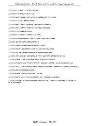 § 1 FORBUNDETS NAVN - Dansk Taekwondo Forbund