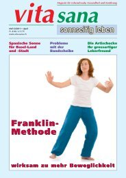 Franklin- Methode Franklin- Methode