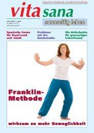 Franklin- Methode Franklin- Methode