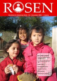 Nr. 5 december 2006 - Skødstrup Skole