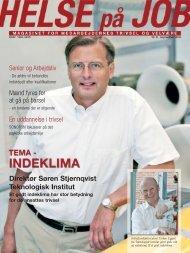 Direktør Søren Stjernqvist Teknologisk Institut