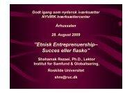 Se præsentation fra Shahamak Rezai (copyright) her - Nyvirk