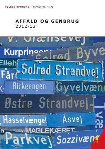 Affald og genbrug - Solrød Kommune