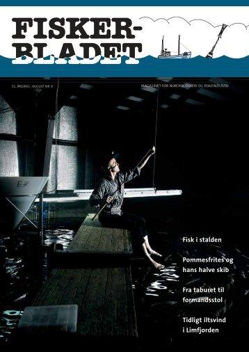 Fisk i stalden Pommesfrites og hans halve skib Fra ... - AquaCircle