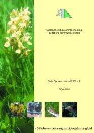 Biologisk viktige områder i skog i Eidsberg kommune, Østfold - Aktuelt