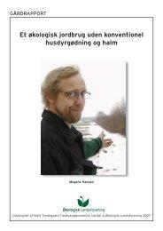 Mogens Hansen - Økologisk Landsforening