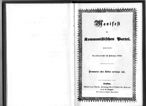 Download det Kommunistiske Manifest