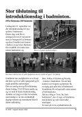 Foreningsnyt - Sejs Svejbæk Idrætsforening - Page 5
