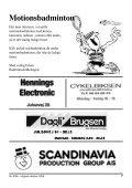 Foreningsnyt - Sejs Svejbæk Idrætsforening - Page 7