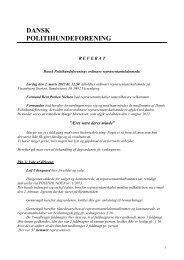 Referat repræsentantskabsmøde den 2. marts 2013 - Dansk ...