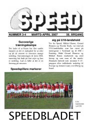 NUMMER 3-4 MARTS-APRIL 2007 56. ÅRGANG Succesrige ...
