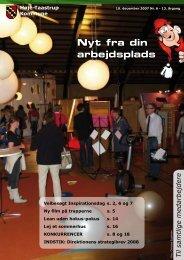 Nyt fra din arbejdsplads - Høje-Taastrup Kommune