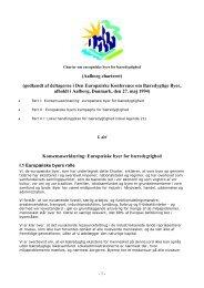 Aalborg Charter - Aalborg Kommune