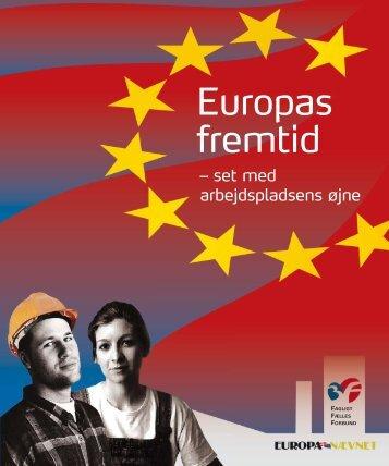 Europas fremtid-pjece - 3F Shop